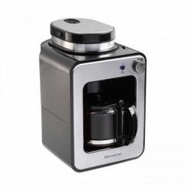 DOMOCLIP PREMIUM DOD135 Cafetiere filtre avec broyeur