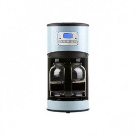 DOMO DO478K Cafetiere filtre programmable ? Bleu
