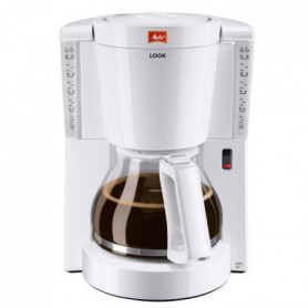 MELITTA Look IV 1011-01 Cafetiere Blanche