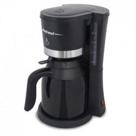 TECHWOOD TCA-1080 Cafetiere filtre avec verseuse