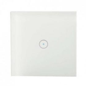 NEDIS Interrupteur d'éclairage Intelligent WiFi - Simple