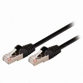 NEDIS Cat 5e SF/UTP Network Cable - RJ45 Male - RJ45 Male - 0.5 m