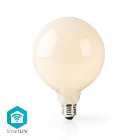 NEDIS Ampoule LED Intelligente Wi-Fi - E27 - 125 mm - 5 W - 500 lm