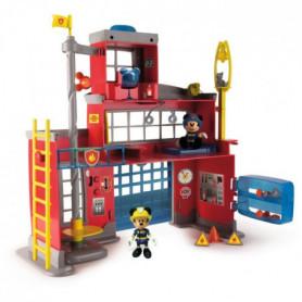 IMC TOYS Caserne de pompiers avec fonction IMT