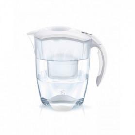 BRITA Carafe filtrante ELEMARIS XL Blanc
