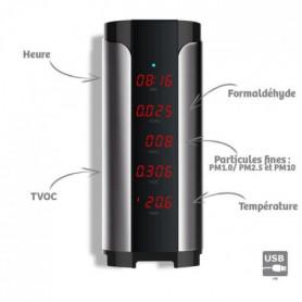 ORIUM Mesureur analyseur qualité de l'air Complet Tower