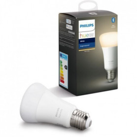 PHILIPS HUE Ampoule White - 9,5 W - E27 - Bluetooth