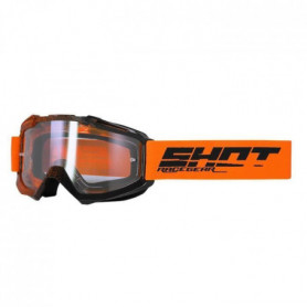 SHOT Lunette Assault Elite - Orange et Noir