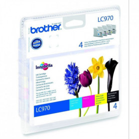 Brother LC970 Cartouches d'encre Multipack