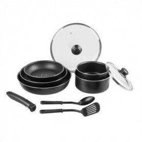 SITRAM - 702717 Batterie cuisine aluminium 10 pieces