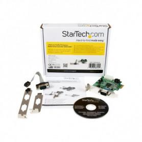 StarTech.com Carte PCI Express a faible encombrement