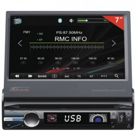 TAKARA CDV1877BT Autoradio 7 Bluetooth Multimédia