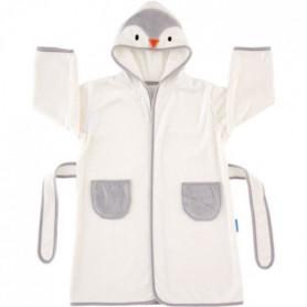 THE GRO COMPANY - Peignoir de bain GroRobe - Percy le pingouin