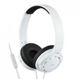 JVC HA-SR525 blanc Casque audio avec télécommande