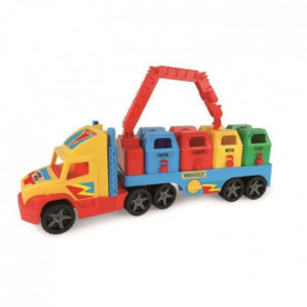 CAMION CONTAINER TRI SELECTIF 80 CM