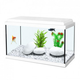 ZOLUX Aquarium Nanolife Kidz - 18 L - 40 x 20 x 25 cm - Blanc