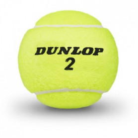 DUNLOP - Balles de Tennis Australian Open - Bipack 2 tubes 4 balles