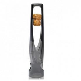 Ouvre-bouteille champagne Pop bulle SW105 - Plexi gris fumé