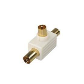 APM 411001 Câble Te Coaxial 9,52 mm - 1 Mâle + 2 Femelles