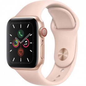 Apple Watch Series 5 Cellular 40 mm Boîtier en Aluminium Or