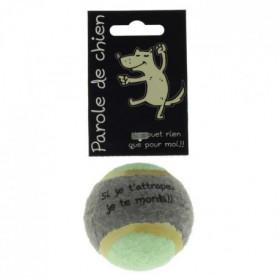 VITAKRAFT Jouet balle de tennis - Pour chien
