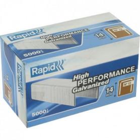 RAPID 5000 agrafe n°12 Rapid Agraf 14mm