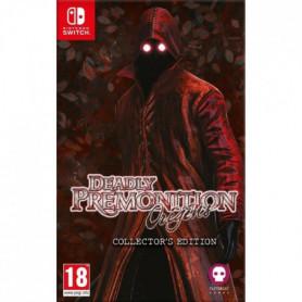 Deadly Premonition Origins Collector Jeu Nintendo Switch