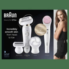 Braun Silk-épil99-100Épilateur - technologie Micro-Grip