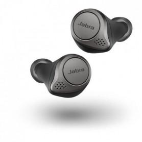 JABRA Elite 75t Ecouteurs Bluetooth True Wireless - Noir