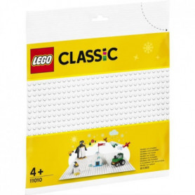 LEGO Classic 11010 - Plaque de base blanche