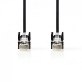 NEDIS Cat 5e UTP Network Cable - RJ45 Male - RJ45 Male - 0.5m