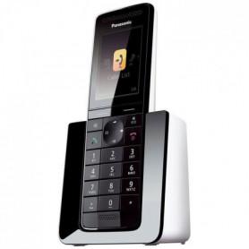 Panasonic KX-PRS110FRW Téléphone sans fil Sans Répondeur