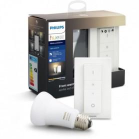 PHILIPS HUE Kit d'éclairage White Ambiance Ampoule