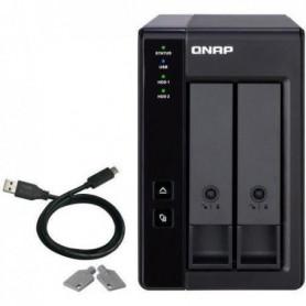 QNAP TR-002 Boîtier RAID / Unité d'expansion USB-C 3.1