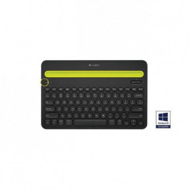 LOGITECH clavier bluetooth multidevice - K480 Noir