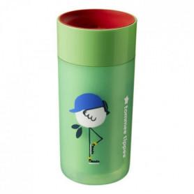 TOMMEE TIPPEE Tasse 360° isotherme déco vert