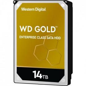 WESTERN DIGITAL Stockage interne Gold SATA HDD 14 To