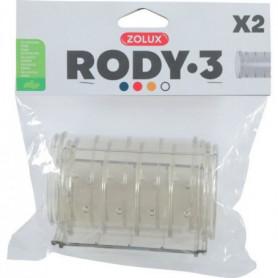 ZOLUX Tube droit pour cage rongeur Rody3 - Roylounge