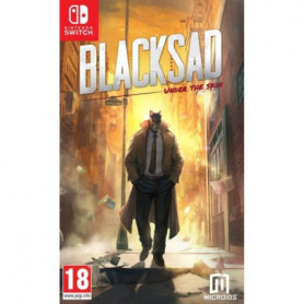 BlackSad Under the Skin  Edition Limitée Jeu Switch