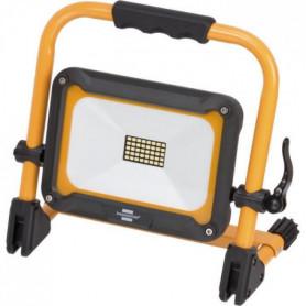 Brennenstuhl Projecteur LED JARO portable - rechargeable - 2000 lumen (IP54)