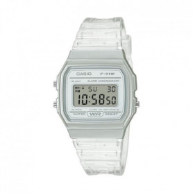 CASIO Collection Montre F-91WS-7EF