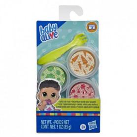Baby Alive - Recharge de nourriture solide pour poupées