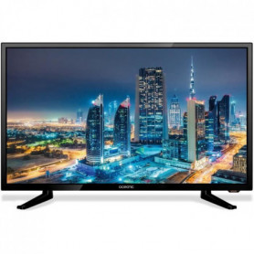 OCEANIC TV LED Haute Définition 19' Caravaning Compatible 12V-220V