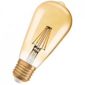 OSRAM Ampoule LED E27 vintage édition 1906 2,8 W