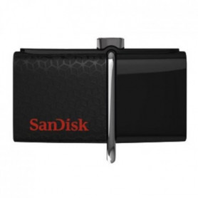 SANDISK Clé USB Ultra Dual - 32Gb - 3.0 - Noir