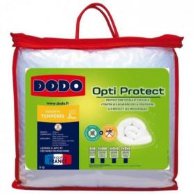 DODO Couette tempérée 300g/m² OPTI-PROTECT 140x200 cm