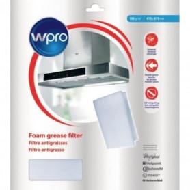 WPRO UGF018 - Filtre de hotte a graisse universel : dim 470x970