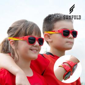 Lunettes de Soleil Enroulables pour Enfants Sunfold Kids Spain