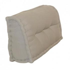 Dossier Cale-Reins 100% coton 60x22/11xH35 cm LIN