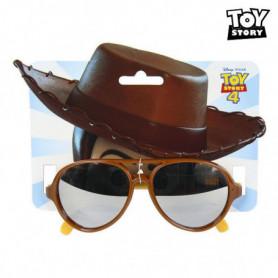 Lunettes de soleil enfant Woody Toy Story Marron